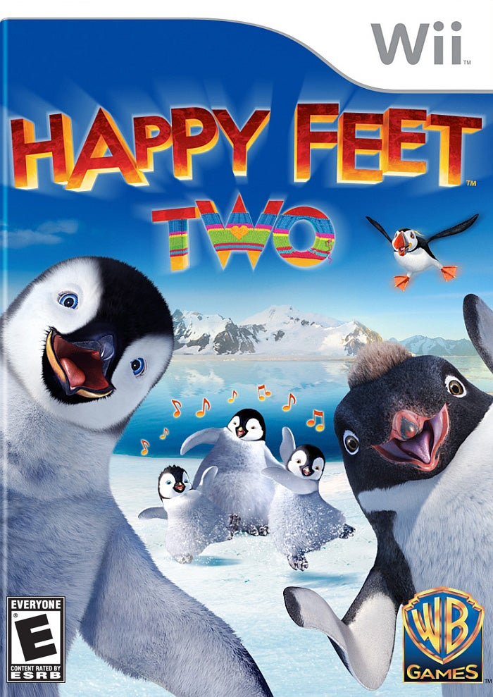 Happy Feet Two Wii IGN