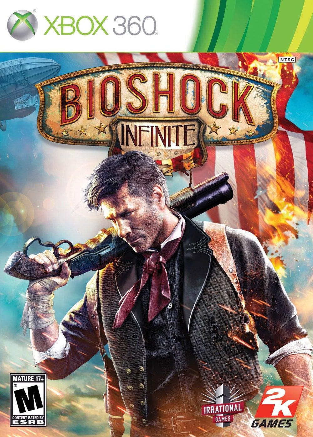 BioShock Infinite Xbox 360 IGN