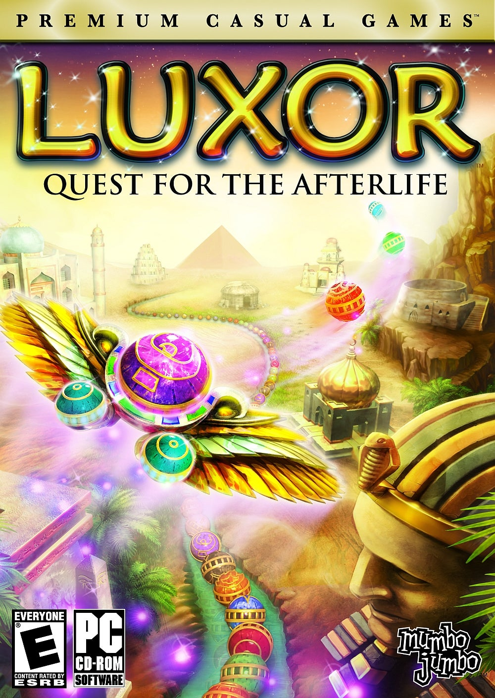 Luxor Quest For The Afterlife PC IGN