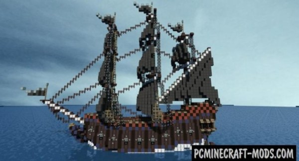 pirate ship minecraft # 38