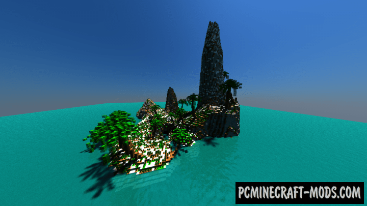 Pirate Island Map For Minecraft 1141 1132 PC Java Mods