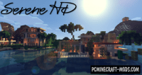 Serene HD Resource Pack For Minecraft 1.10.2, 1.10, 1.9.4 ...