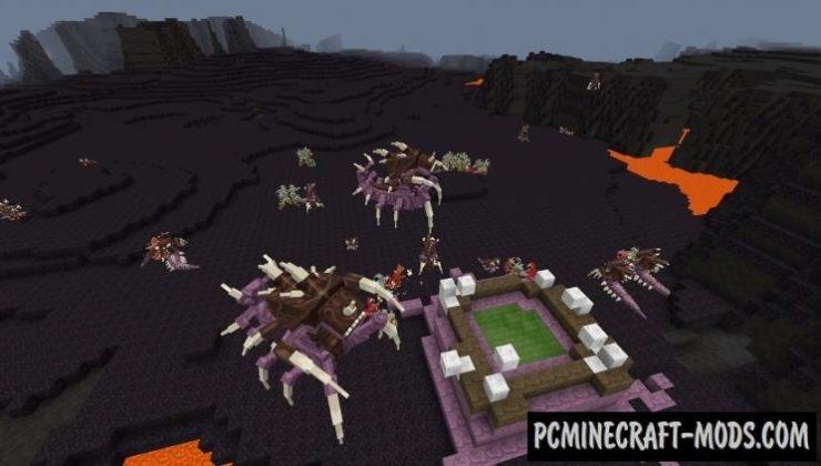 StarCraft Mod For Minecraft 1122 1102 1710 PC Java Mods Amp Addons