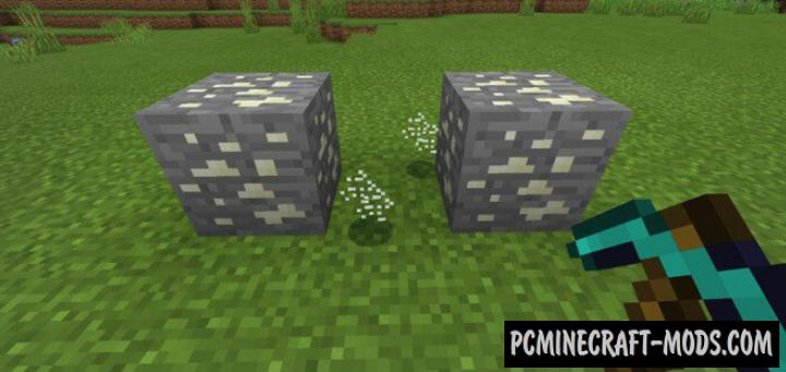 Players no longer die and instantly respawn after traveling back to overworld from the end in certain circumstances. Salt New Blocks Addon For Minecraft Bedrock 1 17 11 1 16 Pc Java Mods