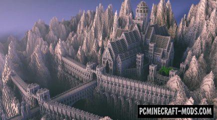 Castle Minecraft Maps 1 17 1 16 4