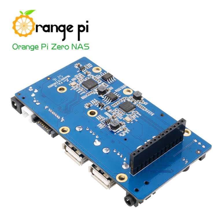Orange Pi Zero H2+ - компьютер с процессором Allwinner H2+ и видео Mali400MP2