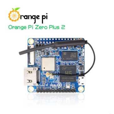 Orange Pi Zero Plus 2 H5 - одноплатный мини компьютер с процессором Allwinner H5