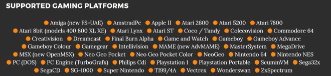 support games orange pi retroorange pi