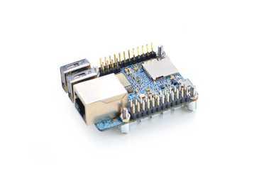 Nanopi NEO Plus2 - одноплатный компьютер с Allwinner H5, 1 Гб ОЗУ, 1 Гбит Ethernet, 8 Гб eMMC