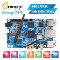 Orange Pi 3 купить 1 Гб RAM