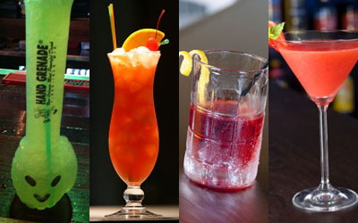 Celebrate mardi gras with these classic new orleans for Classic new orleans cocktails