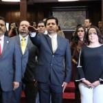 Toma de protesta Antonio García Conejo