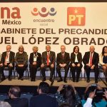 Gabinete Andrés Manuel López Obrador