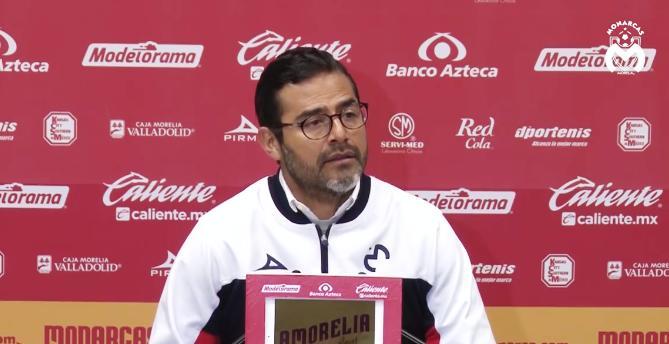 En Morelia no quieren a Roger Martínez