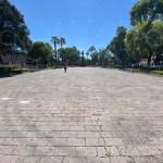 Plaza Jardín Morelos Caballito