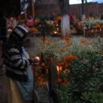 Noche de muertos Tzintzuntzan