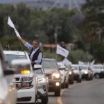 Caravana Raúl Morón