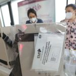 paquetes electorales votación proceso electoral