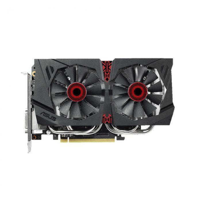 ASUS GeForce GTX 1060 Strix OC 6GB DirectCU II