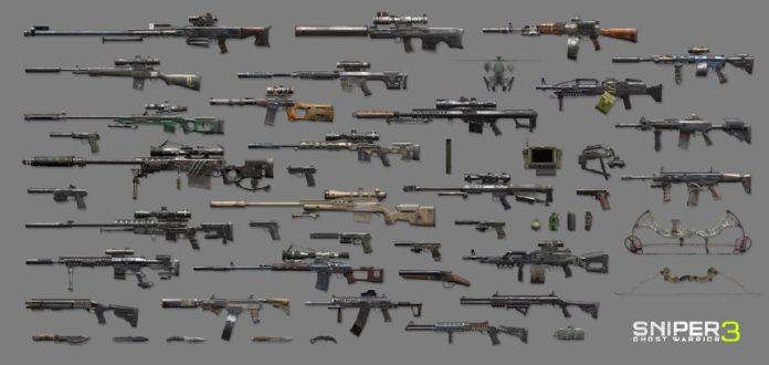 Sniper Ghost Warrior 3 - bronie