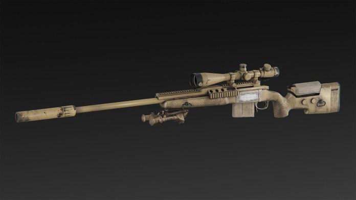 SniperGhostWarrior McMillanTAC