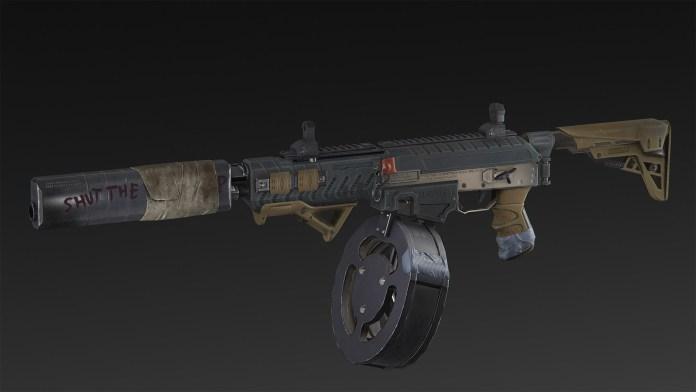 SniperGhostWarrior FosTech