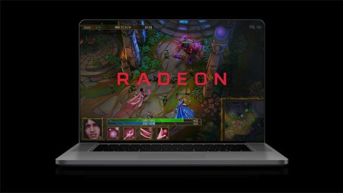 AMD Radeon RX 540