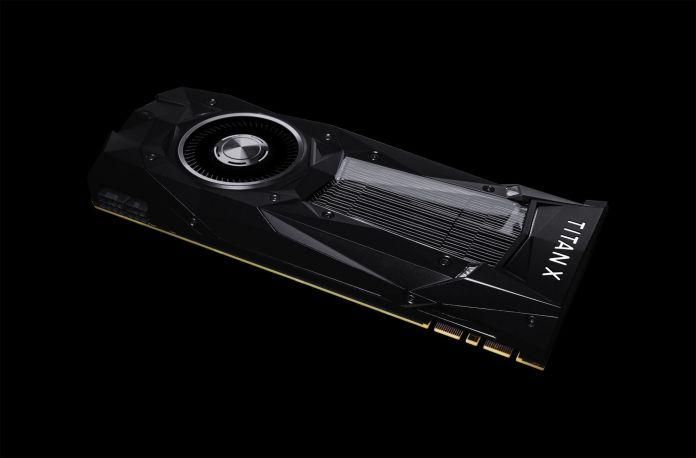 NVIDIA GeForce GTX TITAN Xp
