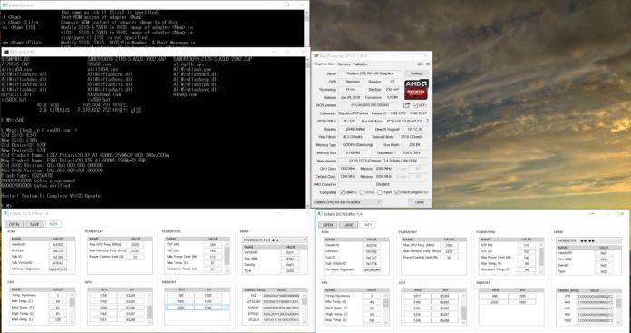 AMD Radeon RX 480 zmieniona na RX 580