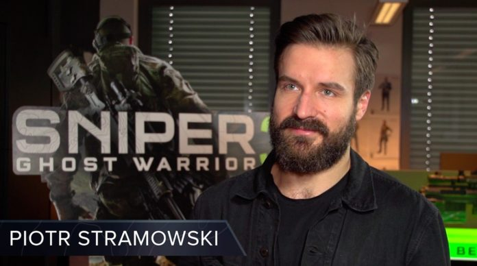 Sniper Ghost Warrior 3 - Piotr Stramowski