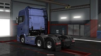 Euro Truck Simulator 2 - Scania S i Scania R