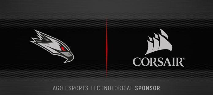 AGO Esports - Corsair