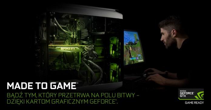 NVIDIA - Made to Game