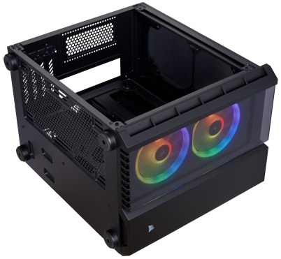 CORSAIR Crystal 280X RGB Black