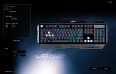 uRage M3chanical - oprogramowanie