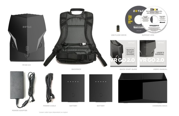 ZOTAC VR GO 2.0