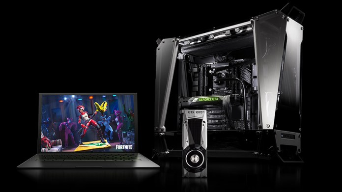 GeForce GTX Fortnite Bundle