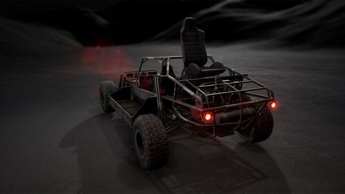 World War 3 - Buggy