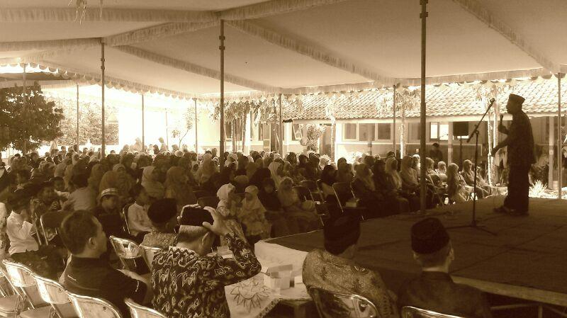 Suasana Pembukaan MADIN Muhammadiyah Sabilul Huda
