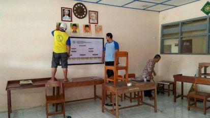 Pimpinan dan Anggota PCM Ponjong Persiapan Penilaian LPCR se D I Yogyakarta Gambar (01)