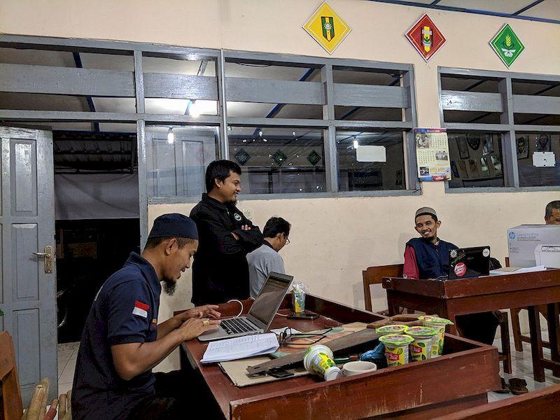 Pimpinan dan Anggota PCM Ponjong Persiapan Penilaian LPCR se D I Yogyakarta Gambar (03)