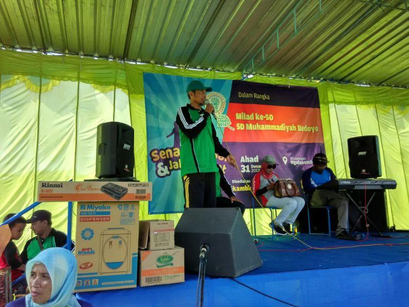 Semarak 50 Tahun SD Muhammadiyah Bedoyo