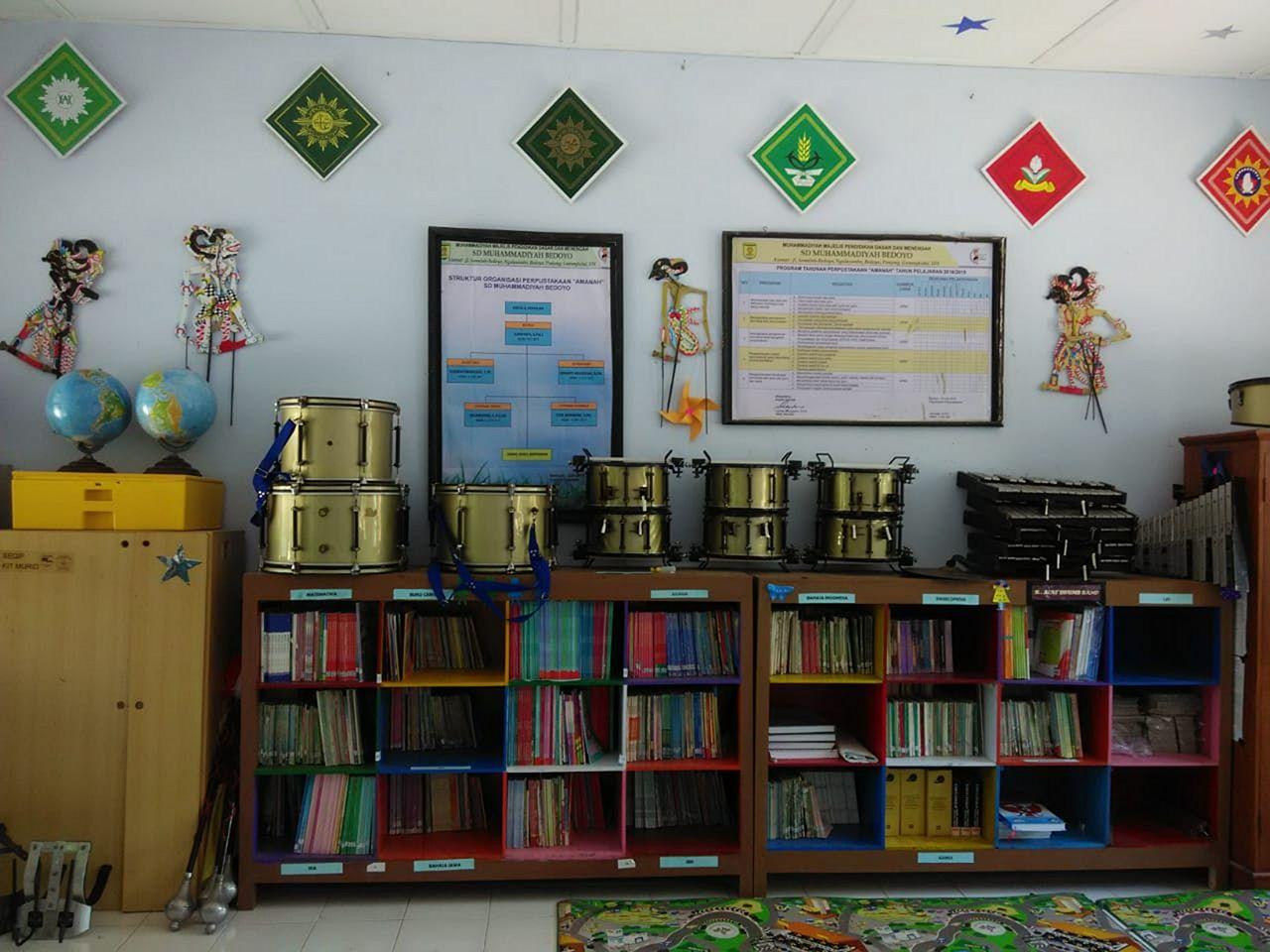 SD Muhammadiyah Bedoyo Sekolah Desa Nuansa Kota 03