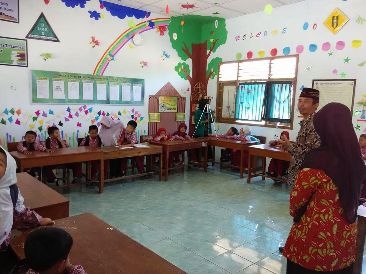SD Muhammadiyah Bedoyo Sekolah Desa Nuansa Kota 07