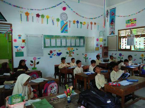 SD Muhammadiyah Bedoyo Sekolah Desa Nuansa Kota 09