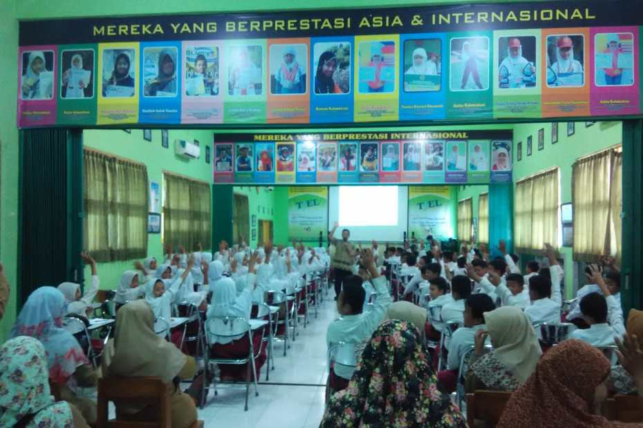 Training for Excellent Life (TfEL) for Kids SD Muhamamdiyah Bedoyo 2019