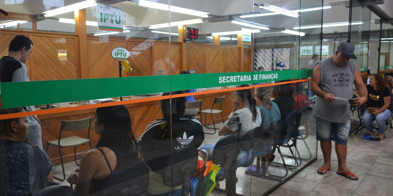 Comunicado: Secretaria de Finanças publica notificação sobre IPTU 2018