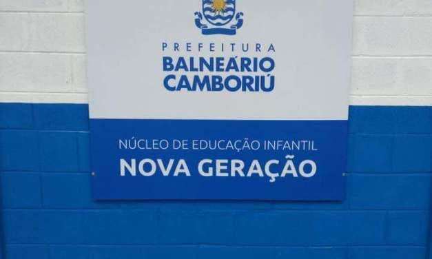 Inaugurado novo Núcleo de Educação Infantil do Bairro dos Municípios