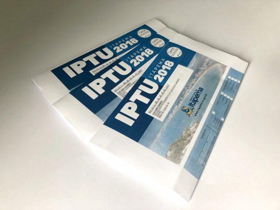 Pagamento da Cota única do IPTU 2018 foi prorrogado em Itapema