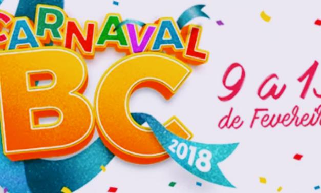 Blocos serão atrações do desfile de Carnaval de Balneário Camboriú